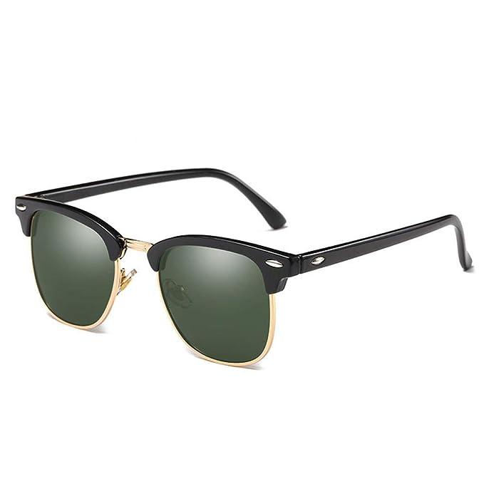GY-HHHH Classic Retro, Essential OutdoorSmall Gafas de sol ...