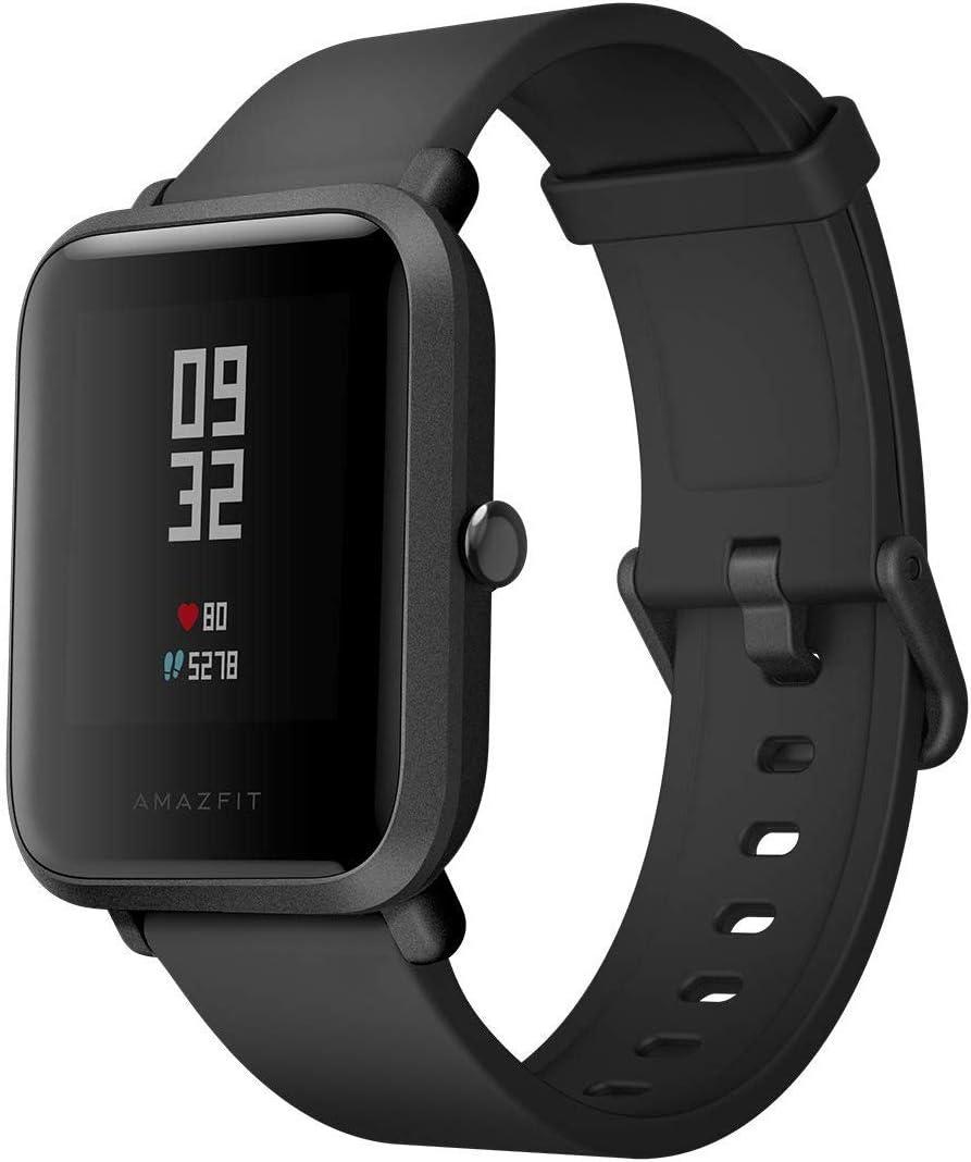 AMAZFIT Huami Smartwatch versión internacional con Pantalla IP68 ...