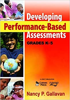 Book Developing Performance-Based Assessments, Grades K-5: Elementary