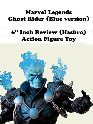Ghost The Movie Costume (Review: Marvel Legends Ghost Rider (Blue version) 6