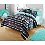 Your Zone Tribal Bedding Comforter Set, Full