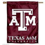 Texas A&M University Aggies House Flag