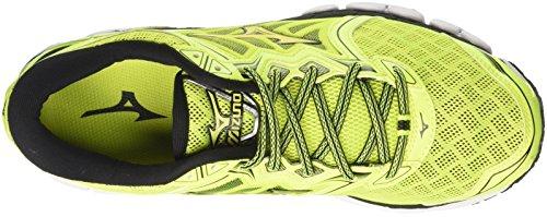 Wave Running Safetyyellowsafetyyellowblack Sky Mizuno para Hombre de Zapatillas Multicolor BdvWqU