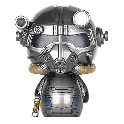 Funko Dorbz: Fallout - Power Armor Action Figure: Funko Dorbz:: Toys & Games