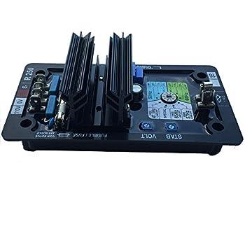 Amazon.com: AVR R220 regulador automático de voltaje módulo ...