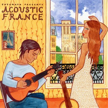 Acoustic France by Putumayo World Music