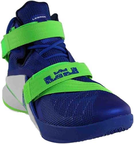 low priced 354d5 582b1 Nike Lebron Soldier IX Mens Basketball Shoe Size 10