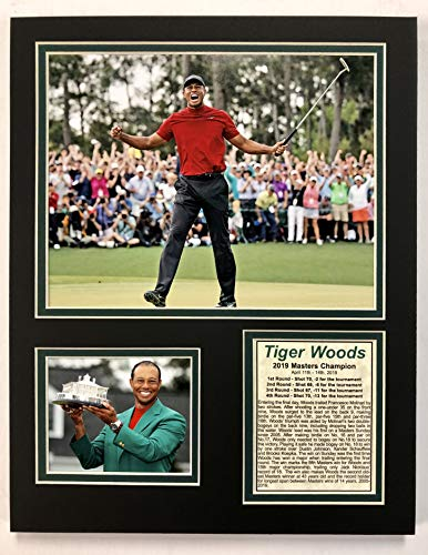 Legends Never Die Tiger Woods - 2019 Masters Champion Celebration - 11
