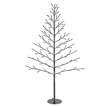 Außen Steh Lampe Grundstück Tannen Baum Weihnachts