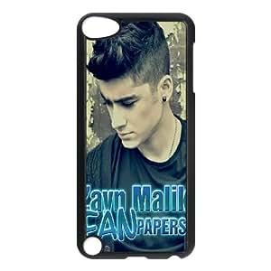 Clzpg Unique Design Ipod Touch 5 Case - Zayn Malik diy shell phone case