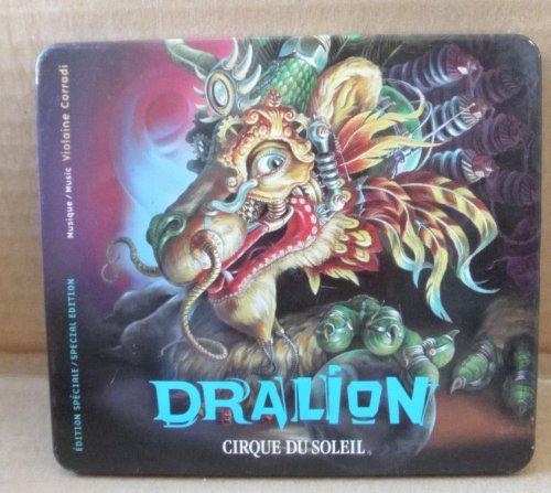 Dralion: Cirque Du Soleil CD Soundtrack - In Metal Tin Case