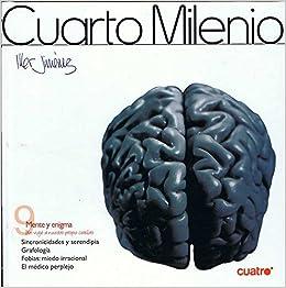 Cuarto Milenio Nº 9. Mente y enigma (Libro + DVD): Amazon.es: Iker ...