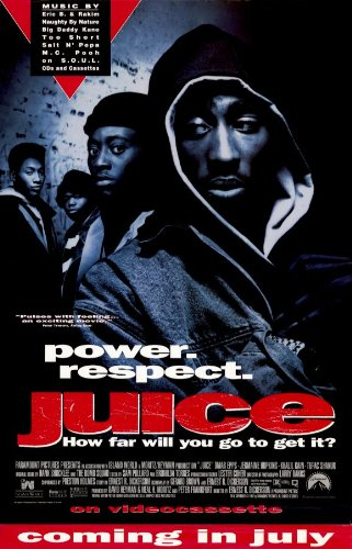 Juice 11x17 Movie Poster