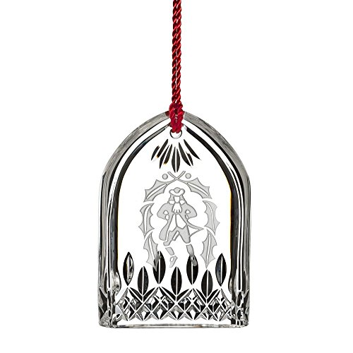 Waterford Lismore Ten Lords Ornament 2018 (Waterford Crystal 12 Days Of Christmas Ornaments)