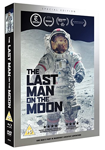 The Last Man on the Moon Special Edition (Triple Set DVD&BluRay)