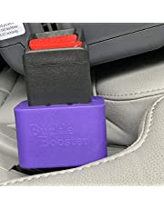 Seat Belt Buckle Booster (BPA Free) - Raises Your Seat Belt for Easy Access - Stop Fishing for Buried Seat Belts - Makes Receptacle Stand Upright Buckling (1)