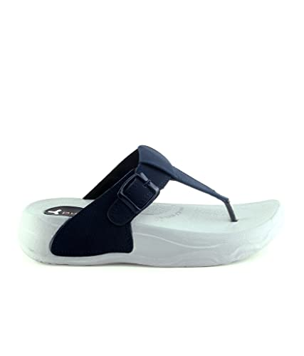 82dfa7247962 Pure-Hf-26 Navy Flats For Womens  Buy Online at Low Prices in India ...