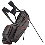 TaylorMade FlexTech CrossOver Golf Bag Gray