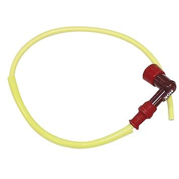 Bujías NGK lz05 F 90 °, con cable