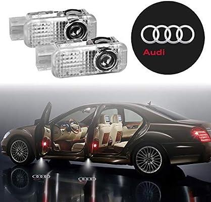 ORFORD BMW LED Luz de Puerta, Reemplazo para BMW Logo LED, 2pcs ...