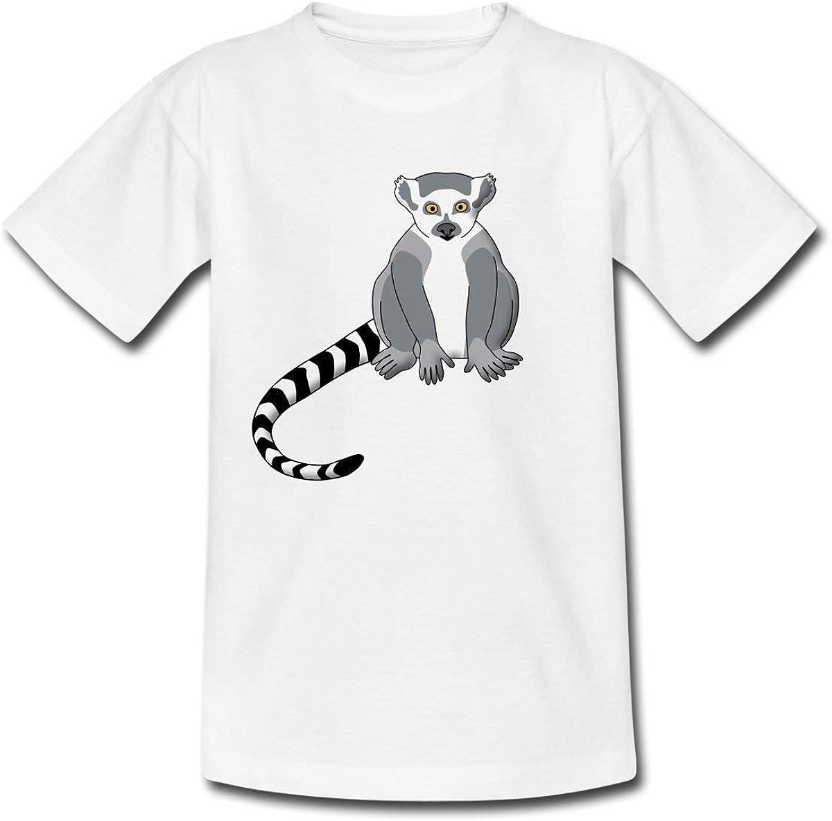 Ring Tailed Lemur Kids T-Shirt