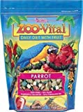 F.M. Brown's Zoo-Vital Large Parrot With Fruit, 3-Pound, My Pet Supplies