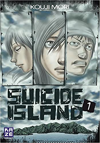 Suicide Island [Manga] 51ua1B5OKyL._SX347_BO1,204,203,200_