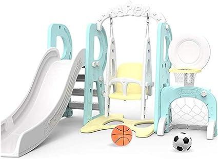 Thole Toboganes Infantil y Columpios Juguetes Niños Diapositiva para Interior/Exterior/Parque/Jardín: Amazon.es: Deportes y aire libre
