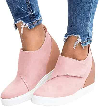 0287a2ece2e66 Shopping Pink - Slip-On & Pull-On - Last 90 days - Fashion Sneakers ...