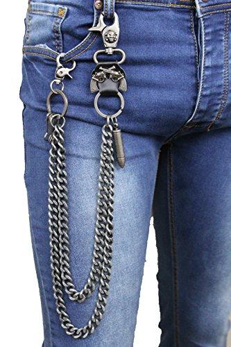Bullet Wallet Chain - 5