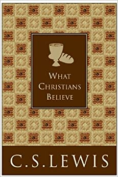 Book What Christians Believe