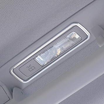 C Klasse W205 2014 2019 Glc X253 2015 2019 Interieur Leseleuchten Dekor Metal 1 Stück Auto