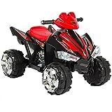 Kids Ride On ATV Quad 4 Wheeler 12V Review and Comparison