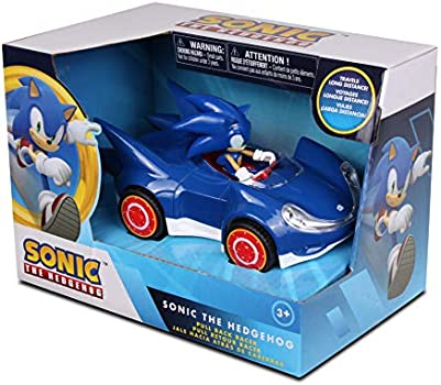 Details about  /Sonic The Hedgehog All Stars Racing Pull Back Action NKOK 2019 Small Size