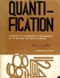 Quantification, Harry Woolf, 0891979131