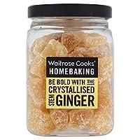 Cocineros Ingredientes Stem cristalizado jengibre Waitrose 200g