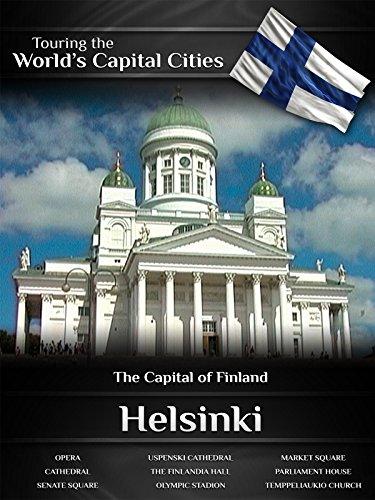 Amazon.com: Touring the World's Capital Cities Helsinki: The Capital of Finland: Frank Ullman ...