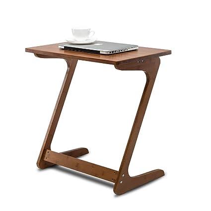 Amazon.com: Sofa Table,Side Table,Coffee Table,Snack Table ...