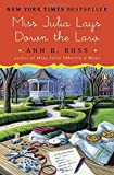img - for Miss Julia Lays Down the Law: A Novel book / textbook / text book