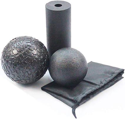 Homclo - Juego de bolas de masaje para la fascia y la cacahuete ...