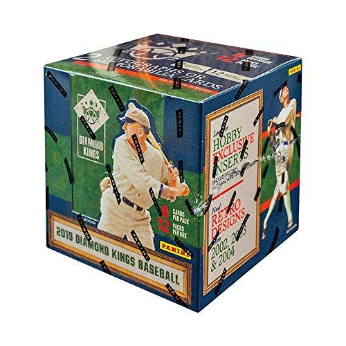 2019 Panini Diamond Kings Baseball Hobby - Panini Sports Cards