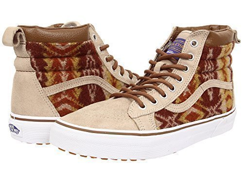 60f19351b12b60 Vans - Unisex-Adult Sk8-Hi Mte Shoes