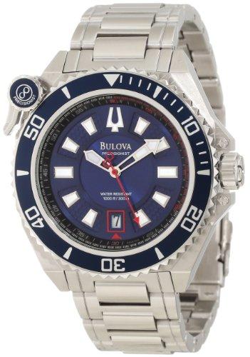 Bulova Men's 98B168 CATAMOUNT Sporty dress Watch