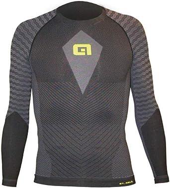 Alé S1 Fall Long - Camiseta Térmica Hombre: Amazon.es: Ropa y accesorios