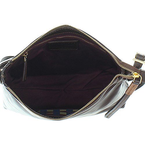 The Bridge Calypso Bolso bandolera piel 29 cm Marrone