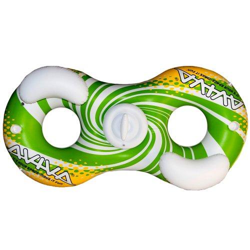 Rave Sports Aviva 1020200 Sun Odyssey 2 Person Group Pool / Lake Float