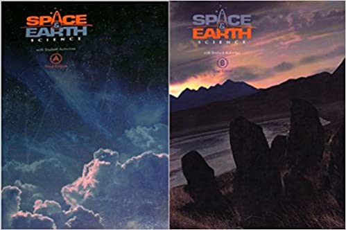 Space and Earth Science, Activities A and B (2 Book Set): Terrance ...