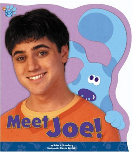 Meet Joe! (Blue's Clues) PDF