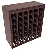 Wine Racks America Redwood 36 Bottle Deluxe. 13 Stains to Choose From!