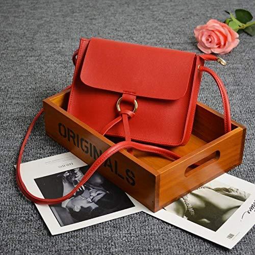 Lianaizog Damenhandtasche Damen Lederhandtaschen Messenger Designer